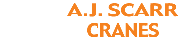 AJ Scarr Crane Hire